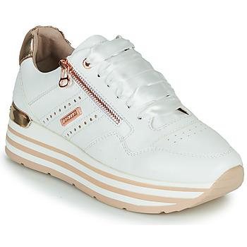 Sapatos Mulher Sapatilhas Dockers by Gerli 44CA207-592 Branco