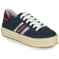 Sapatos Mulher Sapatilhas Dockers by Gerli 46GV202-660 Azul