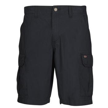 Textil Homem Shorts / Bermudas Napapijri NOTO 4 Marinho