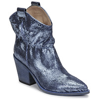 Sapatos Mulher Botins Fru.it 6901-376-BLUE Azul