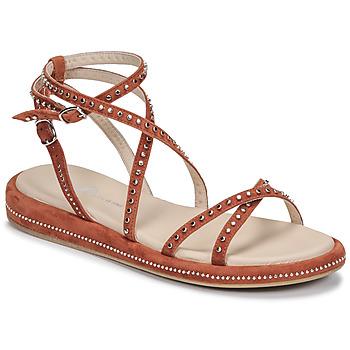Sapatos Mulher Sandálias Fru.it 6780-100-COLTO Castanho