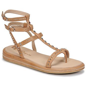 Sapatos Mulher Sandálias Fru.it 6782-100-CASTORO Bege