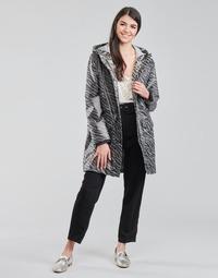 Textil Mulher Parkas One Step DARRYL Cinza