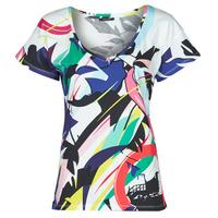 Textil Mulher T-Shirt mangas curtas One Step MONA Multicolor
