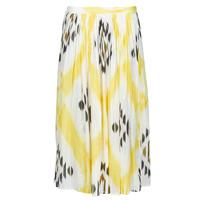 Textil Mulher Saias One Step JOSEPHINE Amarelo / Multicolor