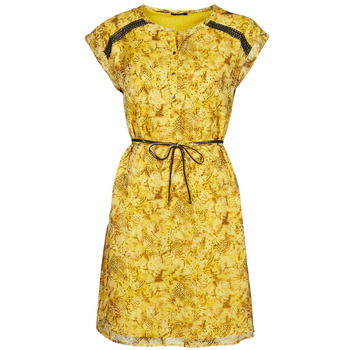 Textil Mulher Vestidos curtos One Step RAYNA Amarelo