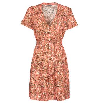 Textil Mulher Vestidos curtos One Step REY Vermelho