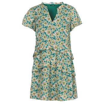 Textil Mulher Vestidos curtos One Step RICA Multicolor