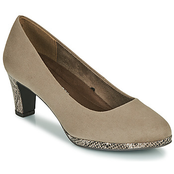 Sapatos Mulher Escarpim Marco Tozzi 2-22409-35-347 Toupeira