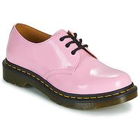 Sapatos Mulher Sapatos Dr Martens 1461 Rosa