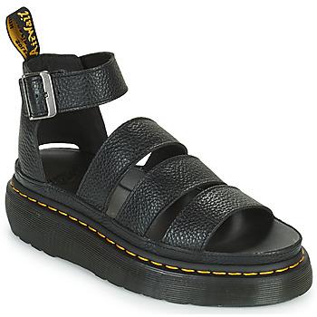 Sapatos Mulher Sandálias Dr Martens CLARISSA II QUAD Preto