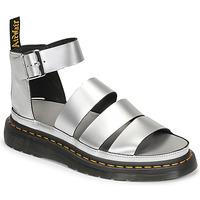 Sapatos Mulher Sandálias Dr Martens CLARISSA II Prata