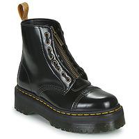 Sapatos Mulher Botas baixas Dr Martens VEGAN SINCLAIR Preto