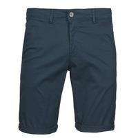 Textil Homem Shorts / Bermudas Teddy Smith SHORT CHINO Marinho
