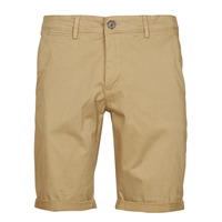 Textil Homem Shorts / Bermudas Teddy Smith SHORT CHINO Bege