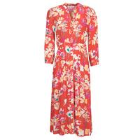Textil Mulher Vestidos compridos Rip Curl SUGAR BLOOM DRESS Vermelho