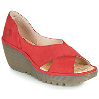 Sapatos Mulher Sandálias Fly London YOMA Vermelho