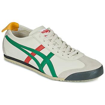 Sapatos Sapatilhas Onitsuka Tiger MEXICO 66 Branco / Verde / Vermelho