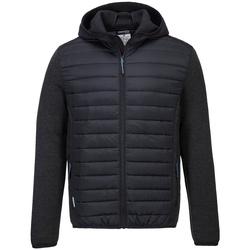 Textil Quispos Portwest PW1121 Grey Marl/Black