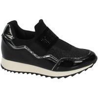 Sapatos Mulher Slip on B&w  Preto