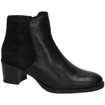 Sapatos Mulher Botins Moda Bella  Preto