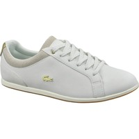 Sapatos Mulher Sapatilhas Lacoste Rey Lace 119 Branco