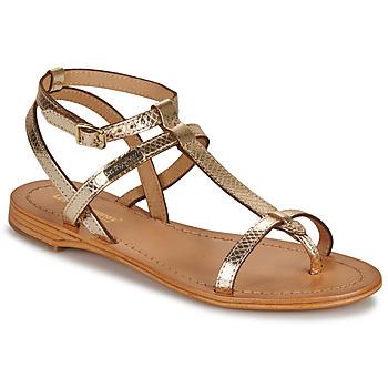 Sapatos Mulher Sandálias Les Tropéziennes par M Belarbi HILAN Dourado