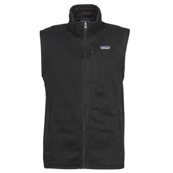 Textil Homem Casaco polar Patagonia M's Better Sweater Vest Preto