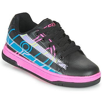 Sapatos Rapariga Sapatilhas com rodas Heelys SPLINT Preto / Multicolor