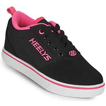 Sapatos Rapariga Sapatilhas com rodas Heelys PRO 20'S Preto / Rosa