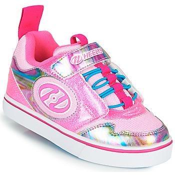 Sapatos Rapariga Sapatilhas com rodas Heelys ROCKET X2 Rosa