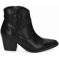 Sapatos Mulher Botins Funny Lola 4150 Preto