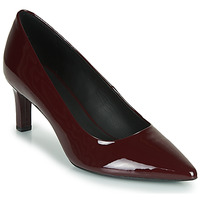 Sapatos Mulher Escarpim Geox D BIBBIANA Bordô