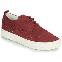 Sapatos Mulher Sapatilhas Geox D BREEDA Bordô