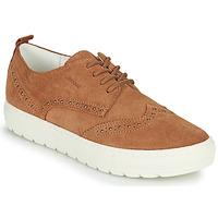 Sapatos Mulher Sapatilhas Geox D BREEDA Castanho