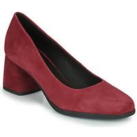 Sapatos Mulher Escarpim Geox D CALINDA MID Bordô