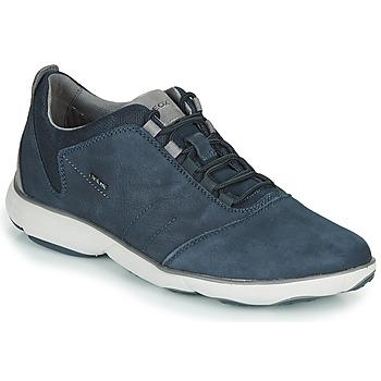 Sapatos Homem Sapatilhas Geox U NEBULA Azul
