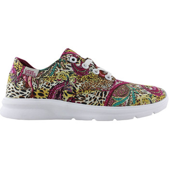 Sapatos Mulher Sapatilhas Vans iso 2 leopard/paisley fuchsia woman Rosa