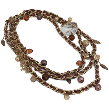 Relógios & jóias Mulher Colar Guess - uf306200 Castanho