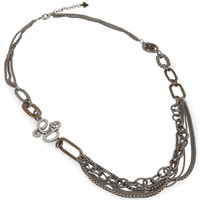 Relógios & jóias Mulher Colar Guess - ufn50801 Cinza