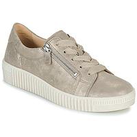 Sapatos Mulher Sapatilhas Gabor 6333462 Bege / Ouro