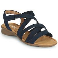 Sapatos Mulher Sandálias Gabor 6606636 Azul