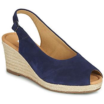 Sapatos Mulher Sandálias Gabor 6658036 Marinho