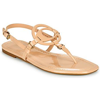 Sapatos Mulher Sandálias Coach JERI Bege