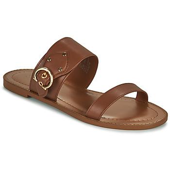 Sapatos Mulher Sandálias Coach HARLOW Castanho