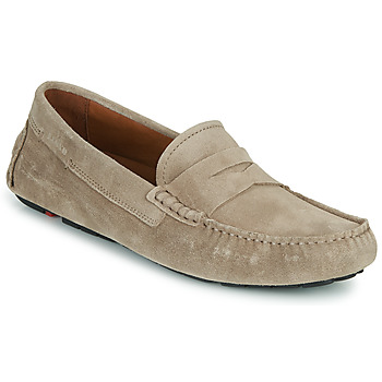 Sapatos Homem Mocassins Lloyd EMIDIO Bege