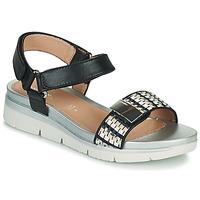 Sapatos Mulher Sandálias Stonefly ELODY 11 Preto