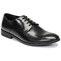 Sapatos Homem Sapatos Clarks STANFORD WALK Preto