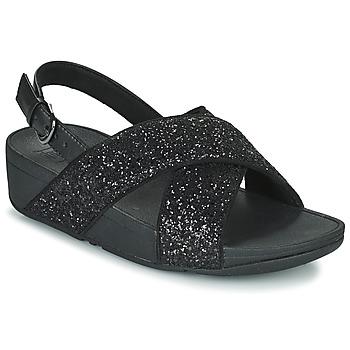 Sapatos Mulher Sandálias FitFlop LULU Preto