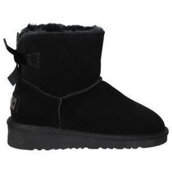 Sapatos Mulher Botas de neve Top3 BOTINES  20857 MODA JOVEN NEGRO Noir